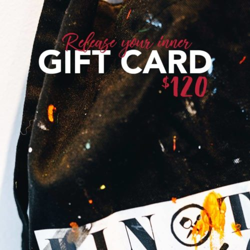 Gift Card - $120