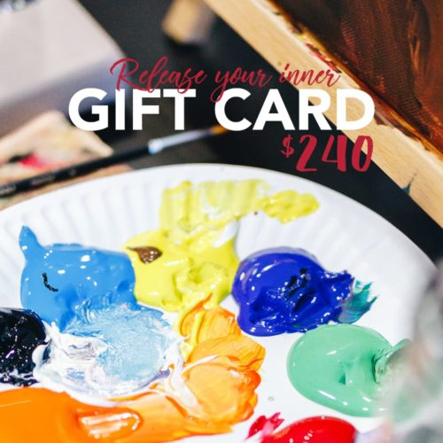 Gift Card - $240