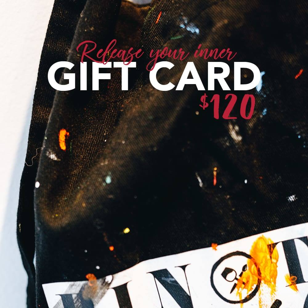 P&P Gift Cards - $120
